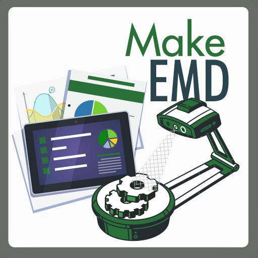 Make EMD Sistema de Ensaio Mecânico de Dureza