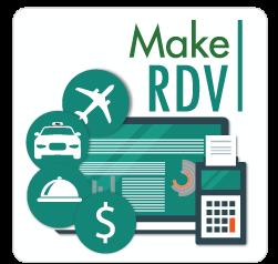 Make RDV - Sistema de Gestão de Despesas Corporativas