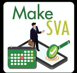 Make SVA - Sistema de Visitação e Auditoria